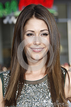 Amanda Crew Editorial Stock Photo