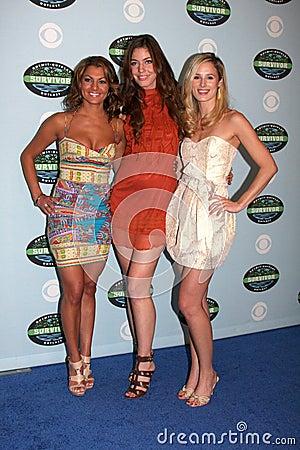 Amanda Kimmel,Stephenie LaGrossa,10 Years Editorial Stock Image