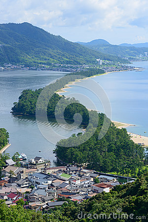 Free Amanohashidate In Kyoto, Japan Royalty Free Stock Photos - 43109798