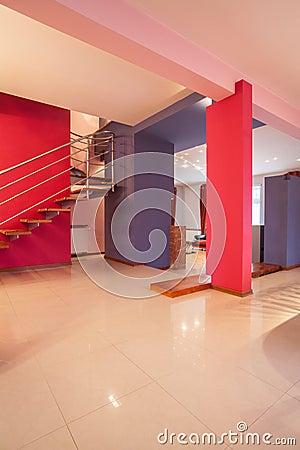 Amaranth house - Interior