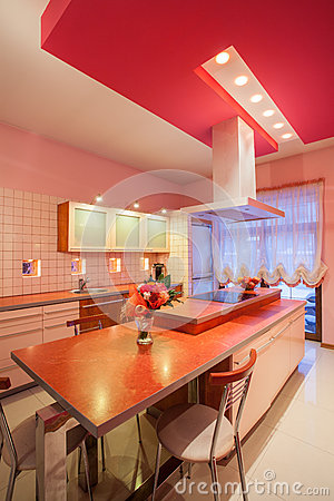 Amaranth house - Kitchen