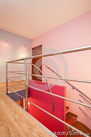 Amaranth house - Staircase