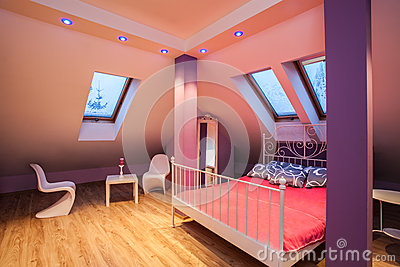 Amaranth house - Sweet bedroom