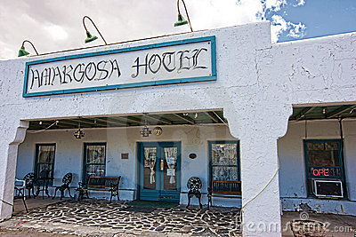 Amargosa Hotel Editorial Photo