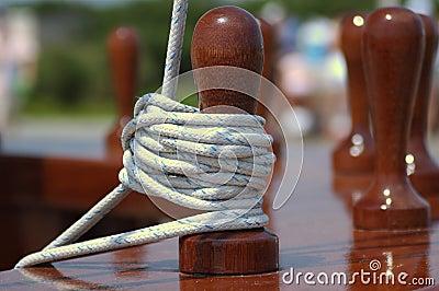 Amarração da corda