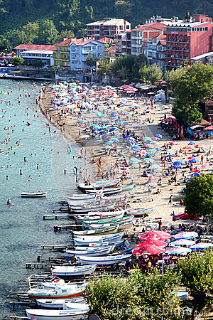 Amasra Beach