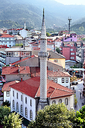 Free Amasra Mosque Royalty Free Stock Photos - 14491458