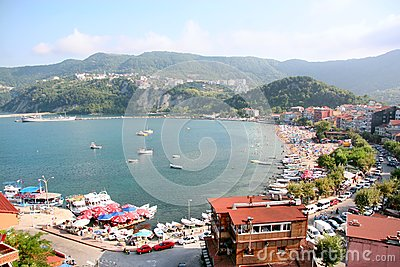 Amasra Town View
