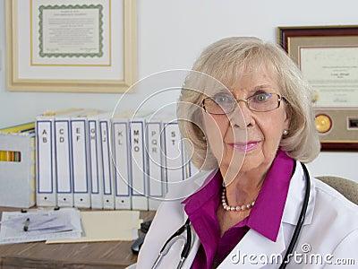 Amazed Doctor