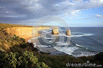 Amazing cliffs