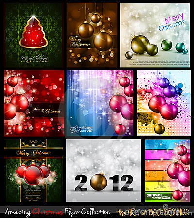 Amazing Collection of Christmas Flyers