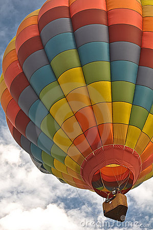Free Amazing Hot Air Balloon Royalty Free Stock Photography - 12354937