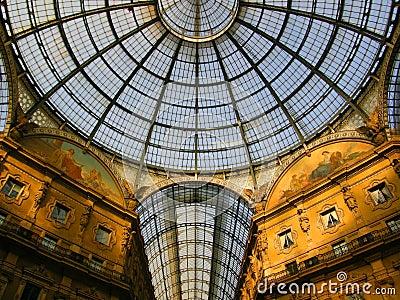 Amazing Italy Milan  Galleria