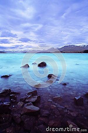 The Amazing Lake Tekapo