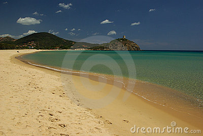 Amazing landscape - Chia Beach