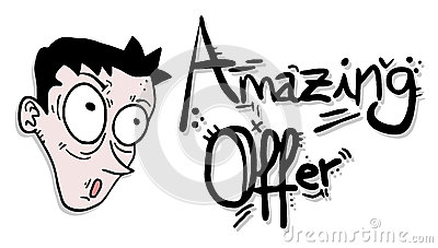 Amazing offer