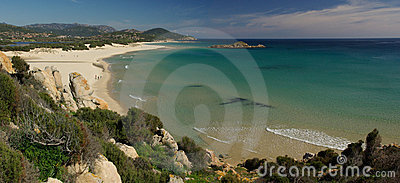 Amazing view - Chia Beach - Sardinia