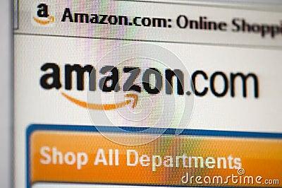Amazon Editorial Photo