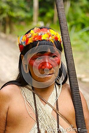 Free Amazon Indian Woman Stock Photo - 2394460