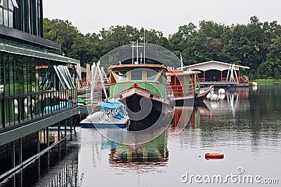 Amazon Jungle Palace Hotel Manaus Brazil Editorial Photography