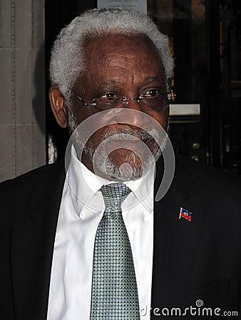Ambassador Raymond Joseph Editorial Stock Photo