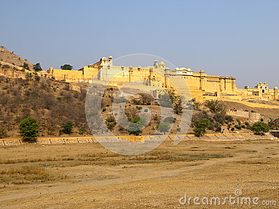 Amber Fort of Jaipur, India
