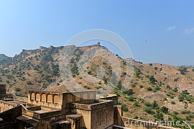 Amber and Jaigarh Fort, Jaipur