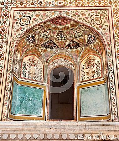 Amber Palace gateway