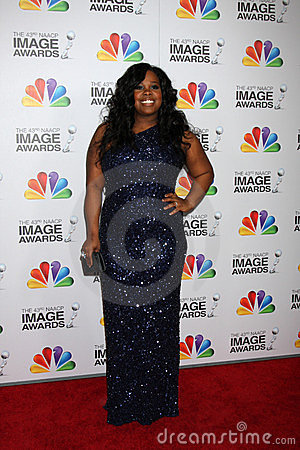 Amber Riley Editorial Photo