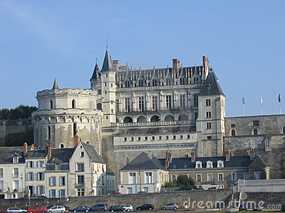 Amboise Chateau, Loire Valley