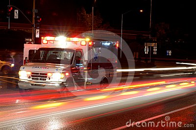 Ambulância da noite