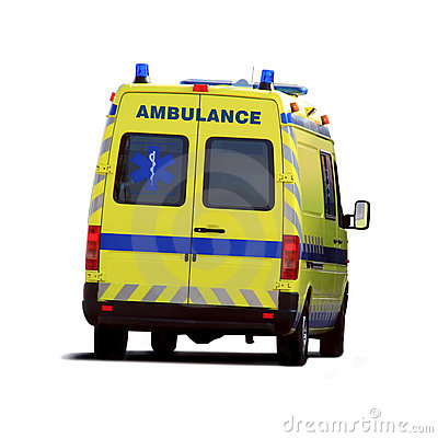 Free Ambulance Stock Image - 10047721