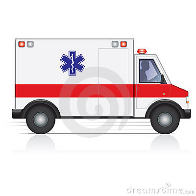 Free Ambulance Stock Photos - 21952473