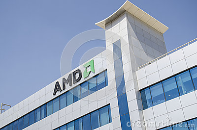 Amd offices Editorial Image