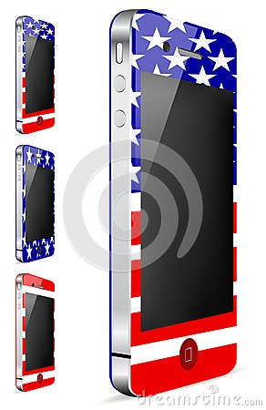 America touch phone