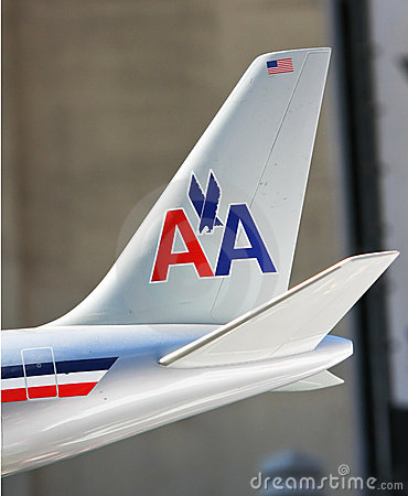 American Airlines Aircraft Editorial Photo