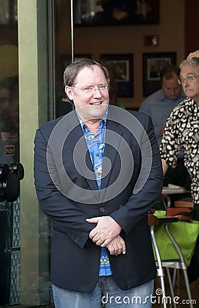 American animator, director John Lasseter Editorial Photo