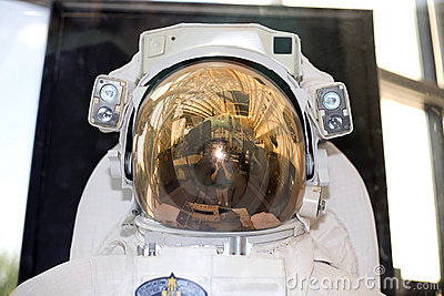 American Astronaut Space Suit Editorial Photography