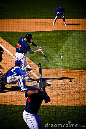 American Baseball Editorial Photography
