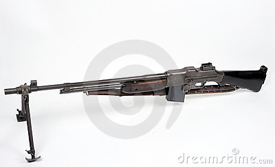 American Browning Automatic Rifle M1918