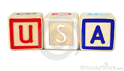 American building blocks