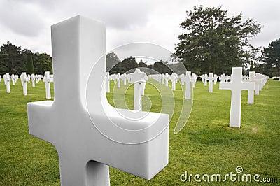 American cemetery
