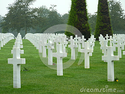 American Cemetery of Colleville