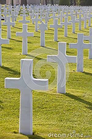 American Cemetery Omaha Beach Normandy France