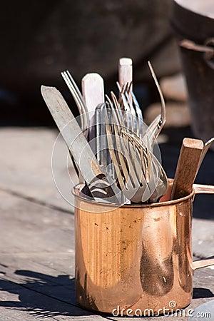 American civil war cutlery