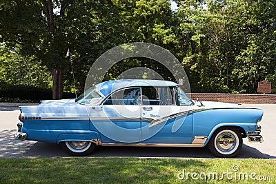 American Classic Car Editorial Image