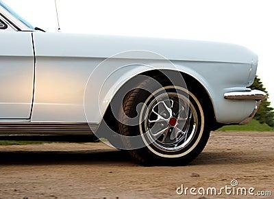 American Classic - Closeup Front