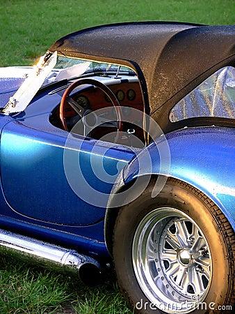 American Classic - Driver Seat