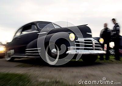 American Classic - Getaway Car