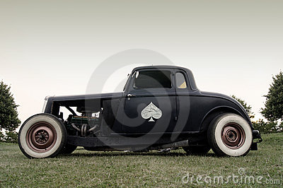 American Classic - Rat Rod